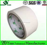 white bopp Acrylic Adhesive Tape self adhesive tapes water -proof adhesive tape for goods sealing