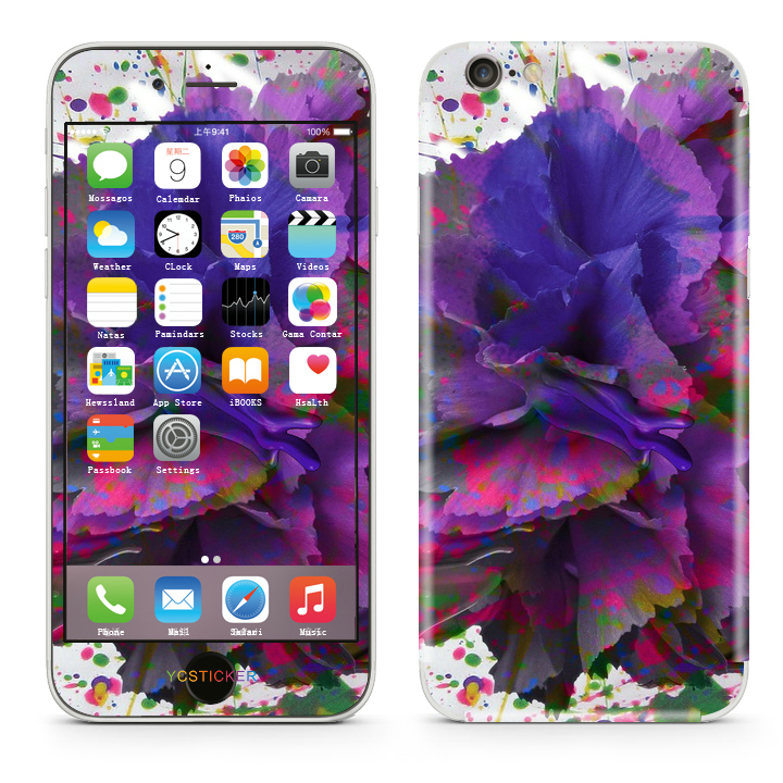 online shopping shenzhen mobile phone 3m vinyl skins wrap for iphone 7 sticker