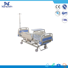 Triple position cranks hospital home care nursing sick bed