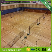 New Arriva PP Synthetic advanced Wood Basketball Court Flooring