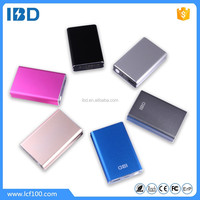 Shenzhen 100% newest portable mini quick power bank battry charger for ZUK Z1/Nokia N1 tablet