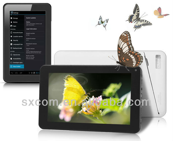 High quality Factory dual-core 7/9.7 inch mid/pad 7inch Tablet PC-I-005