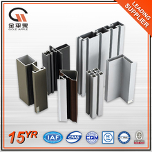 China manufacture industrial use 6061 6063 aluminum extruded profile