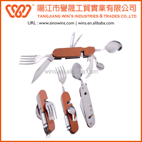 Detachable Multifunction camping tool