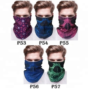 KaPin cheap cycling elastic tube neck scarf stylish bandanas for men women