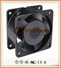 UL ROHS AC 110v 220v small powerful axial flow type cooling fan blades factory