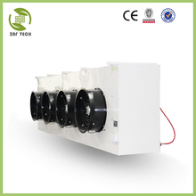 freon refrigeration evaporative air cooler for cold storage room