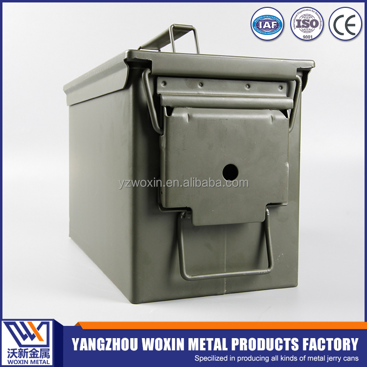 Top quality customized size gun and ammo boxes