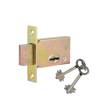 security anti-theft rim night latch house door lock (zx-007)