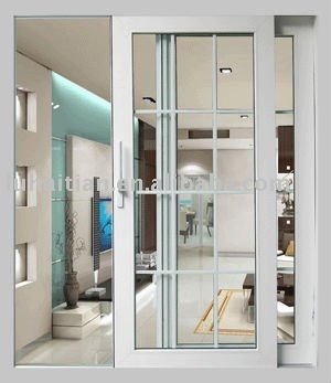 VEKA Carry Up Sliding Door