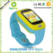 GPS sos smart watch with cell phone function ,smart watch pedometer for for samsung watch mobile phone