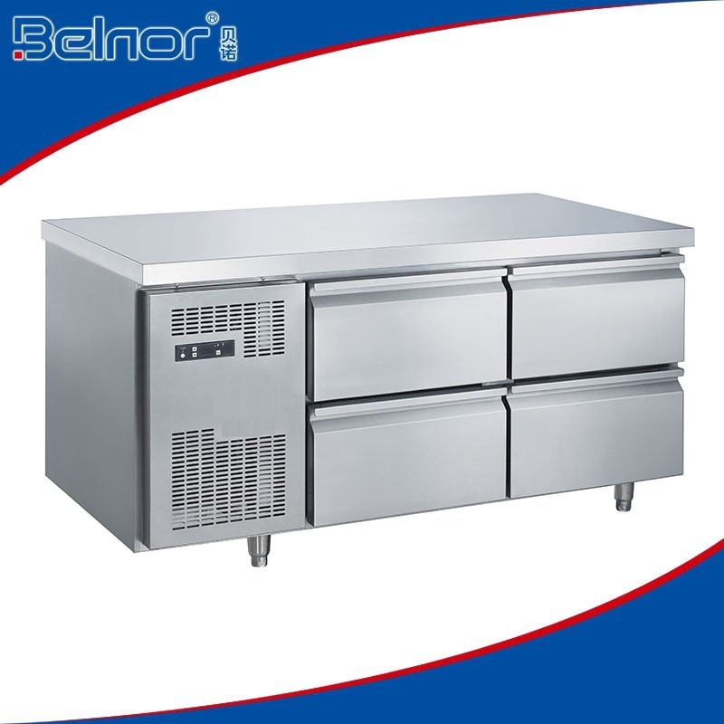 TCO.3N4W /2015 New Model Dawer-under counter refrigerator