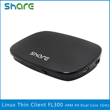 Low cost thin client ncomputer L300 for school educational/office/home/hotel use