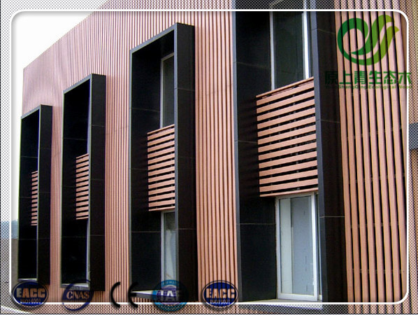 Wood Plastic Composite Exterior Wall Cladding Pvc Decking Wood Plastic Composite Wall Cladding