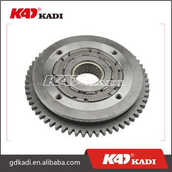 motorcycle Starter Clutch Bearing Gear Assy overrunning Clutch Starter drive Clutch Assembly for BAJAJ PULSAR 200NS