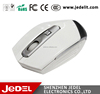 Promotional four colors ergonomic comfortable soft 2.4gh wireless mouse