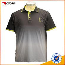 quick dry 100% polyester polo t-shirt