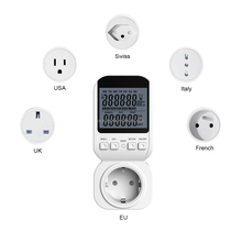 Weekly Digital Accrucy Timer for Home Use MT300 US UK EU Programmable Countdown Timer Devices
