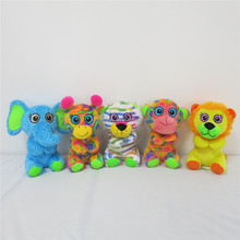 Colourful Stuffed Plush Animal Toys Baby Soft Plush Toy High Quality