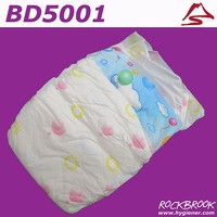 Good Absorbtion Competitive Price Disposable Affordable Baby Diaper Manufacturer with BD4001 from China