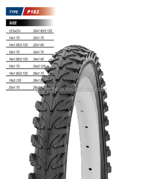 electric bike parts bicycle tire 18