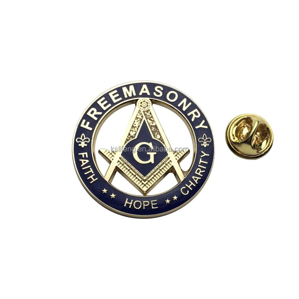High Quality custom soft enamel with epoxy metal lapel pins