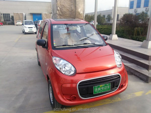 Made in China used small gasoline petrol electric cars