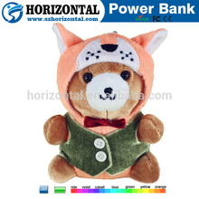 Teddy bear power bank manufacturer company ,worldwide distributors wanted power bank'
