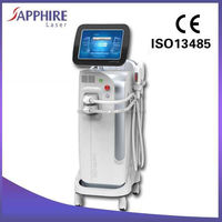 Super Vertical SHR IPL Depilation is Device