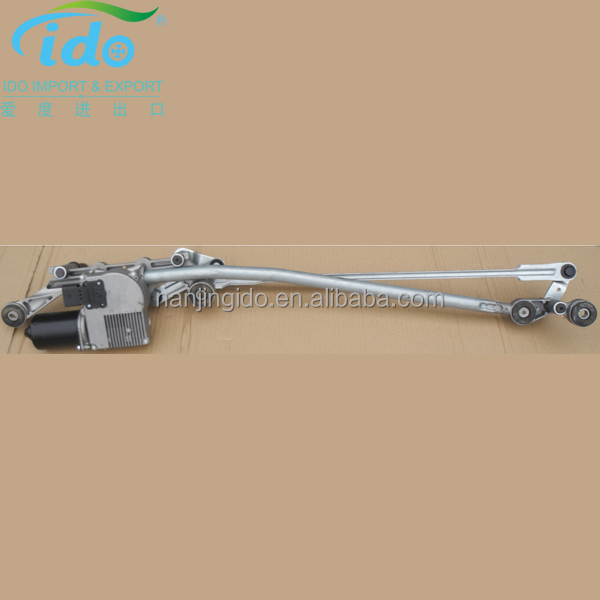 Wiper linkage assembly for Audi Q7 07-12 4L1955023F 4L1955023C 4L1955023D 4L1 955 023 F 4L1 955 023 C 4L1 955 023 D