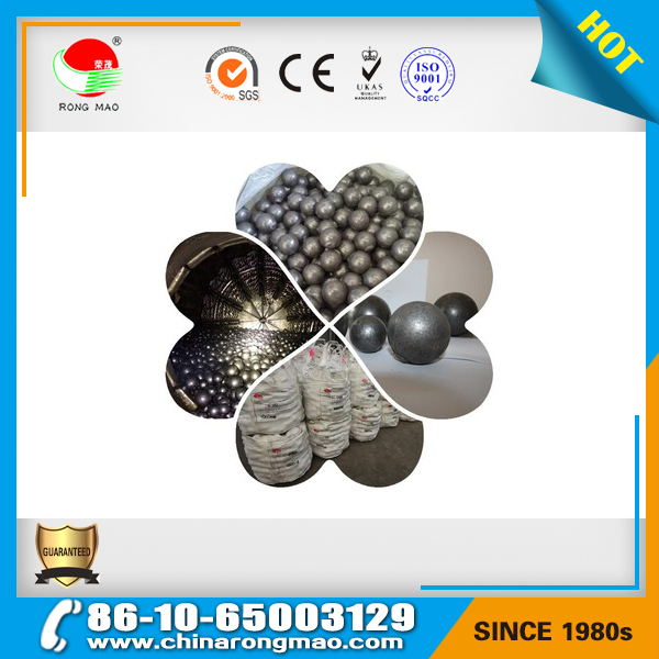 110mm Forged Grinding Ball For Ball Mill With Quality Assurance