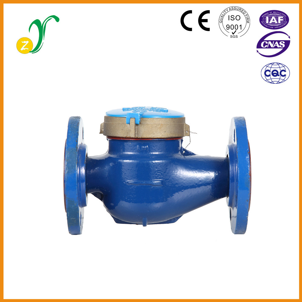 Ningbo current popular flange type easy to use lowes water meter