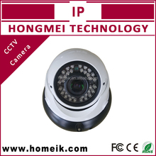 HD 1080P 2mp 4mp cctv dome camera varifocal IP Camera for NVR
