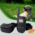 2018 Cheap Cheap LCD Remote Pet Training Products Dog Agility Equipment for Two Dogs JF-998D