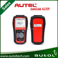 Original Autel AutoLink AL519 OBD-II and CAN Scanner Tool AL519 Auto Anti-theft Scanner Supported Many Languages