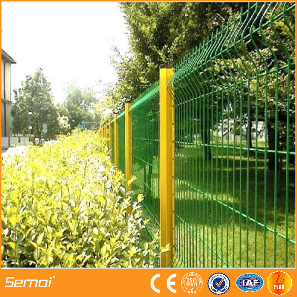 High quality galvanized prison security fence prices