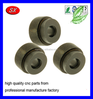 customized quick action thumb nut steel knurled thumb nut