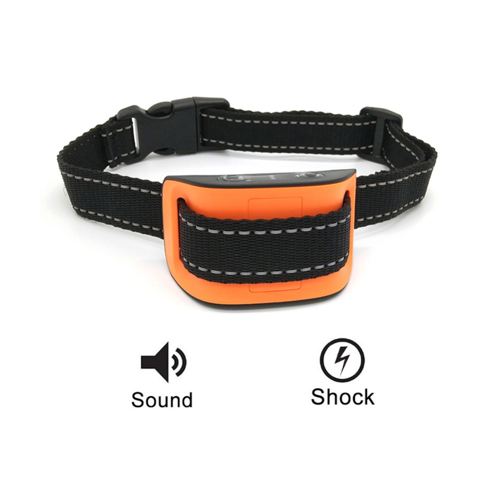 <strong>Innovative</strong> Security Amazon Dog Control Spray Citronella Anti Bark Dog Training <strong>Shock</strong> Collar For French Bulldog
