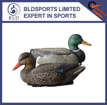 2015 hot sale and wholesale XPE or EVA foam folded duck decoys