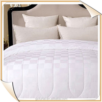 2015 100% cotton china wholesale polyester duvet inner and comforter