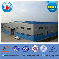 low cost factory workshop steel building,large-span steel structural workshop,steel structure workshop