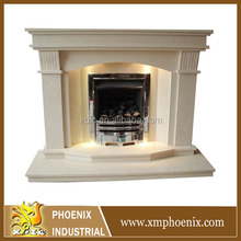 gas fireplace mantel for fireplace