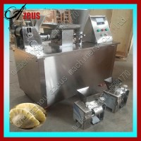 Samosa pastry dough machine cutter / Hot sale automatic dumpling cutter machine