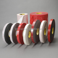 Sealing and packing wide application acrylic foam double-sided adhesive 3M VHB tape