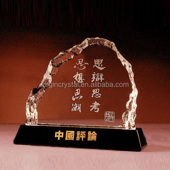 Personal Milestone Crystal souvenir gifts