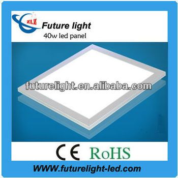 high quality 600mmx600mm smd3014 40w led panel