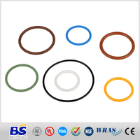 High quality and low price AS568 fpm rubber o ring