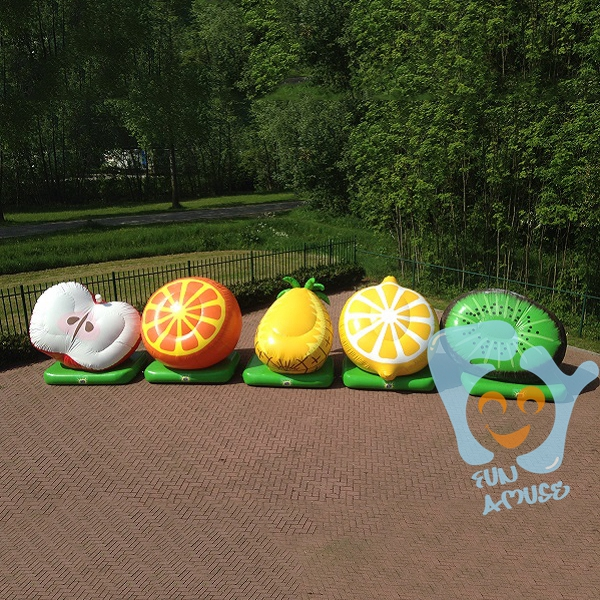cheap custom outdoor advertising fruit giant inflatable fruit