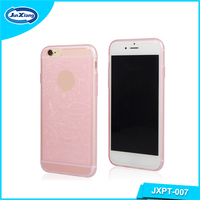 Newest style shining color tpu phone case for iphone6