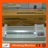 Electric Hot And Cold Heat Laminator